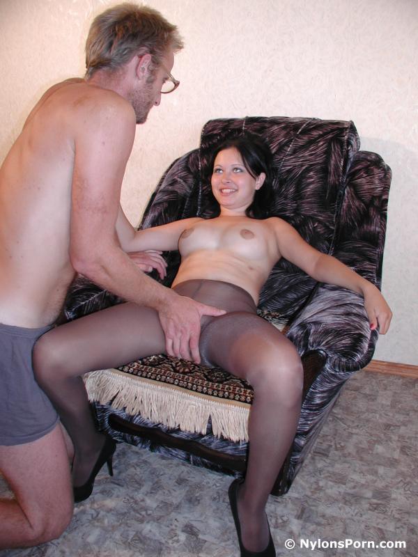 from Cody zones pantyhose sex lycra